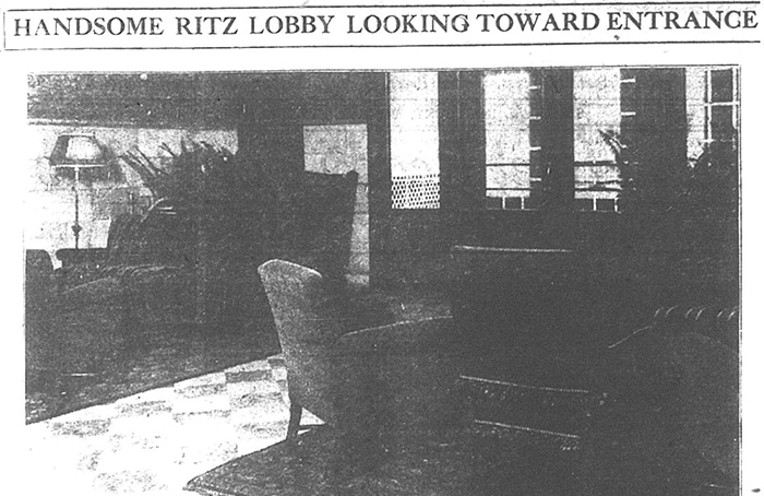 Continuing The Heritage Of Ritz Providing A Service To Paducah